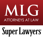 MLG Automotive Law Represents Legal Interests of Businesses and People in the Automotive Industry Logo